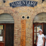 Alimentari with Patrizia and Giuliana