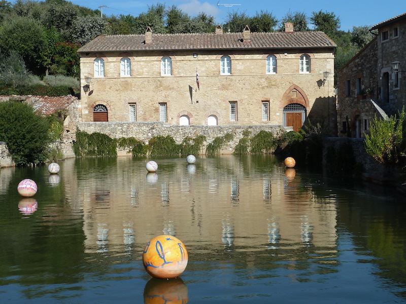 Bagno Vignoni | Montisi Montalcino