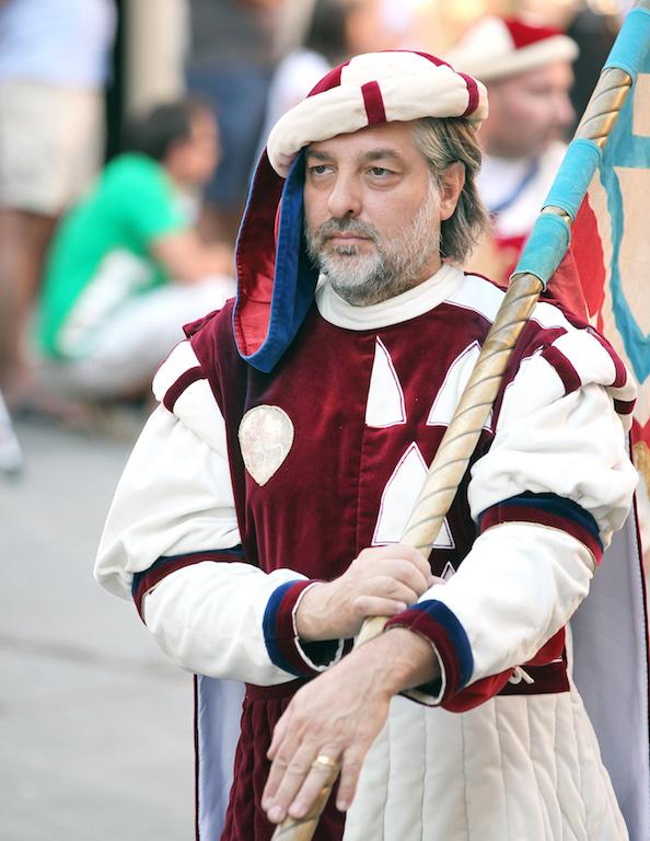 Medieval Procession for the Giostra di Simone