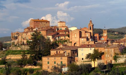 A Walking Tour around Montisi