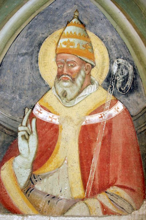 San Antimo fresco