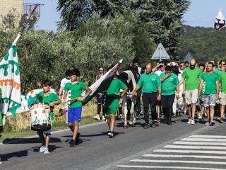 Enjoying the festivities Giostra di Simone 2017