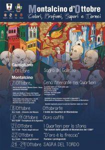 Montalcino in October