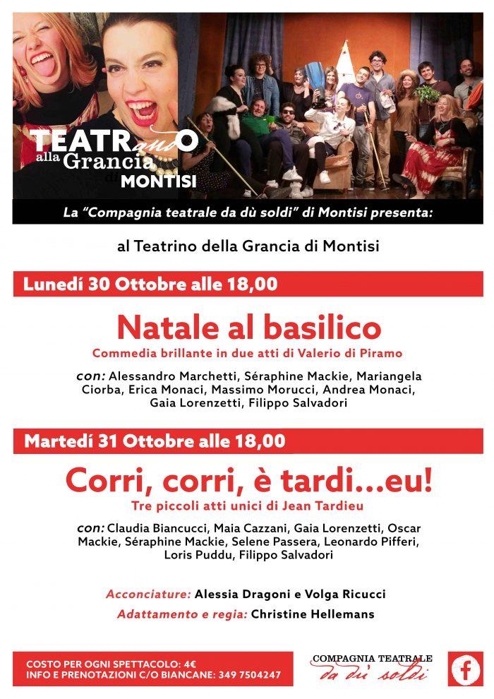 Teatro in Montisi