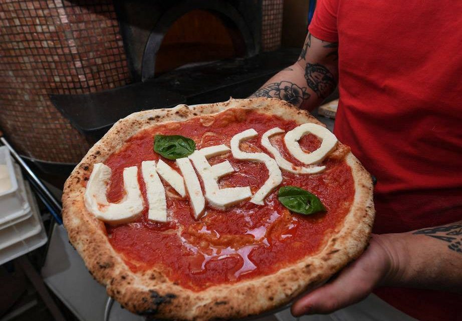 Italian Pizza gains UNESCO World Heritage status