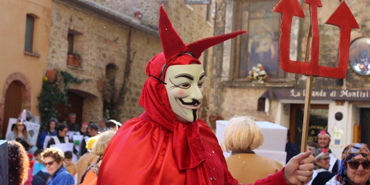 Carnevale in Montisi 2018!