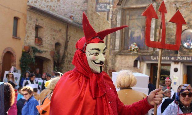 Carnevale in Montisi!